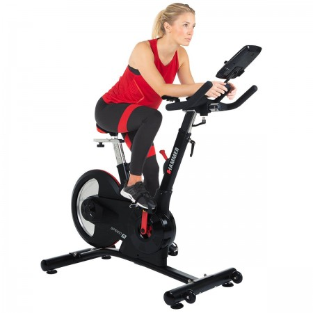 Spinningcykel Hammer Speed Racer S Bluetooth