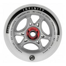 Inlineshjul Powerslide Infinity 90 mm RTR Inkl. Abec 9 lager