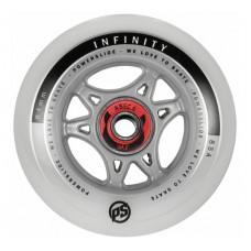 Inlineshjul Powerslide Infinity 84 mm RTR Inkl. Abec 9 lager
