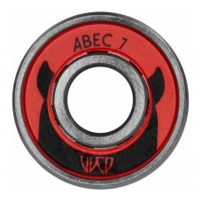 Inlineslager Powerslide WCD ABEC 7 Freespin - 16-pack