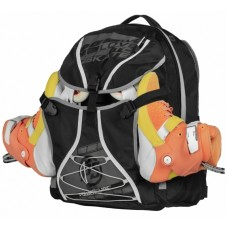 Inlinesryggsäck Powerslide Sports Backpack - 55 lit. Svart