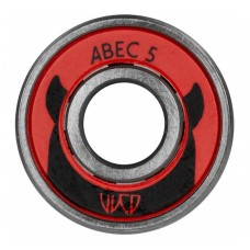 Inlineslager Powerslide WCD ABEC 5 Freespin - 16-pack
