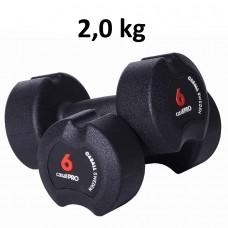 Hantel Casall Pro Aerobic Dumbbell 2 kg