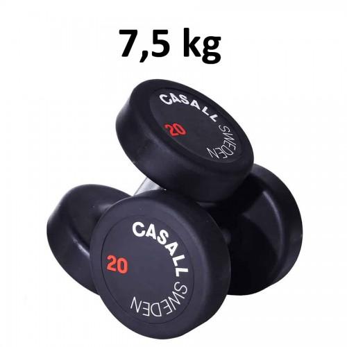 Hantel Casall Pro Dumbbell fixed 7,5 kg