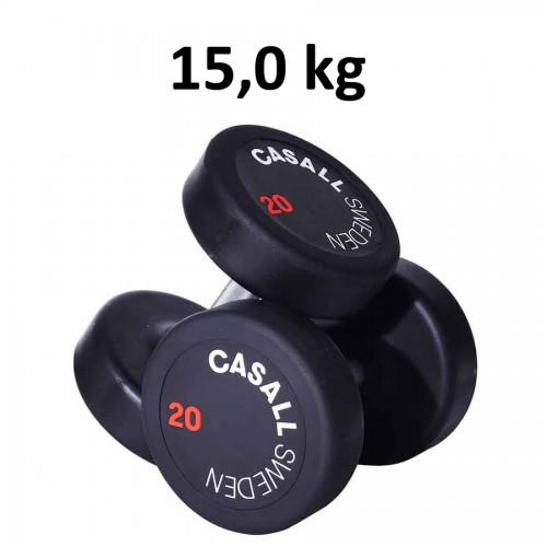 Hantel Casall Pro Dumbbell fixed 15,0 kg