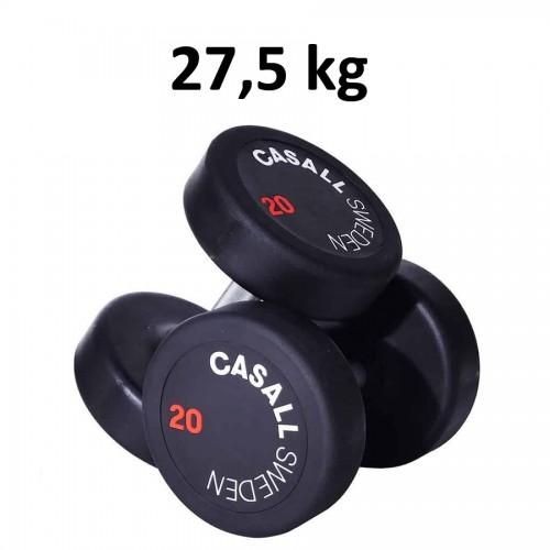 Hantel Casall Pro Dumbbell fixed 27,5 kg