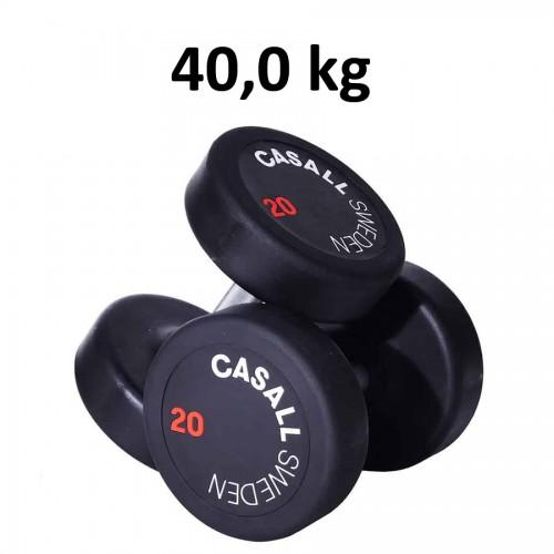Hantel Casall Pro Dumbbell fixed 40,0 kg