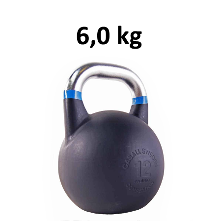 Casall Pro Kettlebell Competition 6 kg