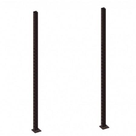 Uprights 230 cm - par till Master Fitness Rack