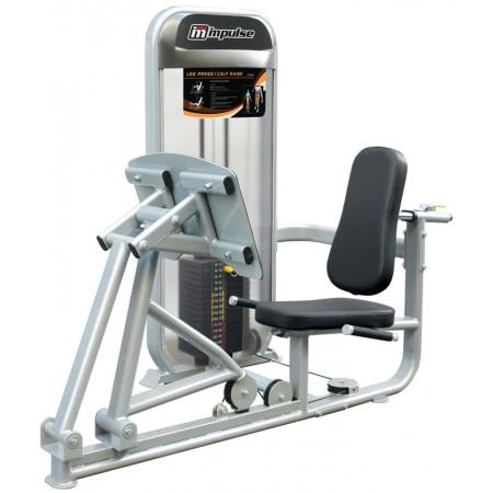 Ben / Vadpress Leg Press / Calf Raise Impulse PL9010