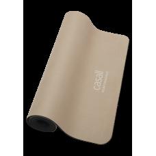 Yogamatta Casall PRF Yoga mat Yin&Hot Yoga 5mm - Clean Beige
