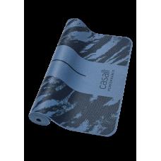 Träningsmatta Casall PRF Exercise mat 4mm - Blue Belonging