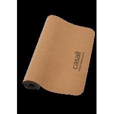 Yogamatta Casall PRF Yoga mat Cork & Recycled 5mm - Natural cork