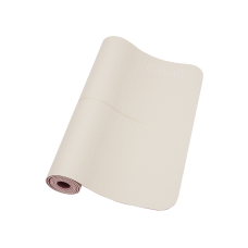 Yogamatta Casall Yoga mat position 4mm - Beige/Pink