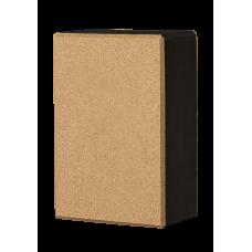 Casall PRF Yoga block cork - Natural cork