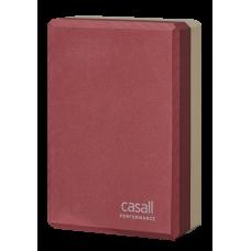 Casall PRF Yoga block - Pink/Beige