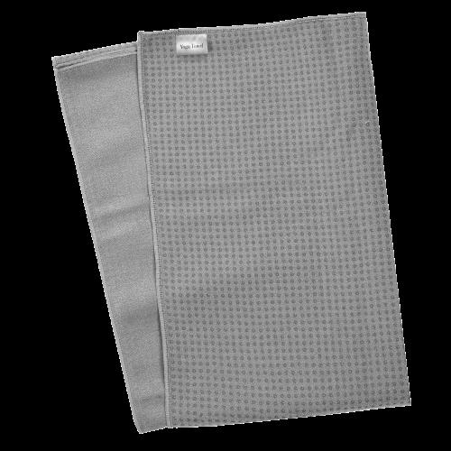 Casall Yoga towel 183x65cm - Light grey
