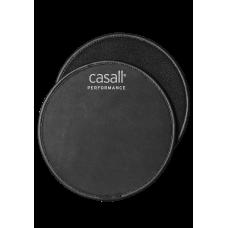 Casall PRF Floor slider pair - Black