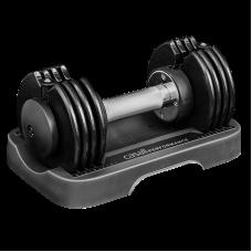 Justerbar hantel Casall PRF Adjustable dumbbells 1x10kg