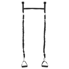 Casall PRF Home door gym set - Black