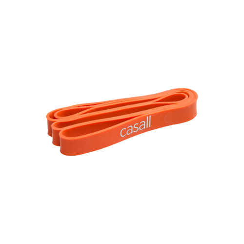 Casall Long rubber band hard - Orange