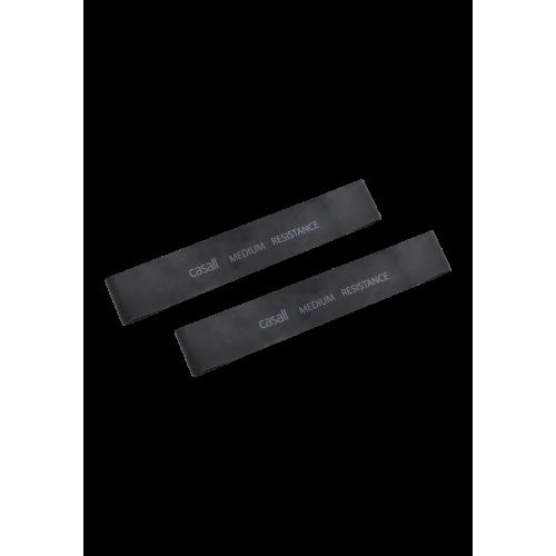Casall Rubber band Medium 2pcs - Black