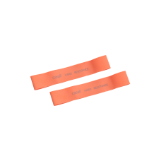 Casall Rubber band Hard 2pcs - Orange
