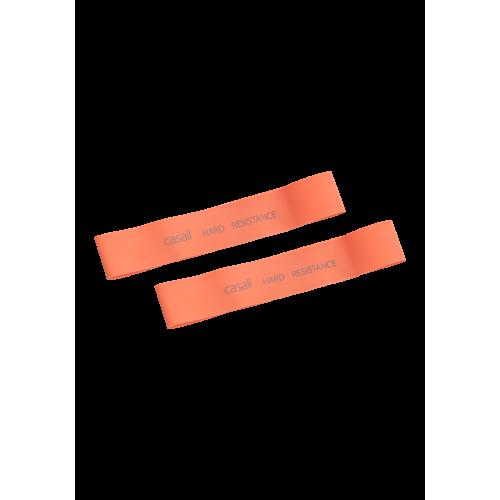 Casall Rubber band Hard 2pcs - Orange