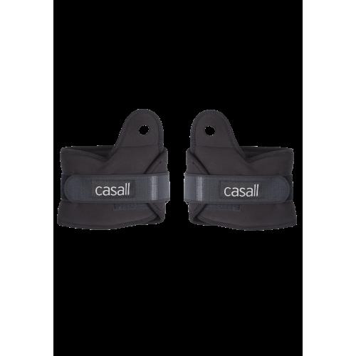 Viktmanchetter Casall Wrist weights 2x1,5kg - Black