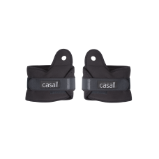 Viktmanchetter Armleder Casall Wrist weights 2x2kg - Black