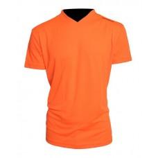 Newline Base Cool Tee T-shirt Herr Fluro Orange Storlek M