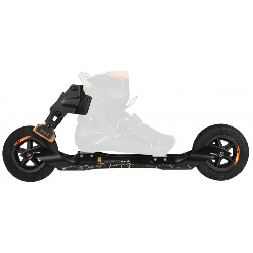 Nordic Skate Ram inkl. hjul och broms