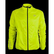 Vindjacka Newline Windpack Jacket - Neon Yellow Storlek M