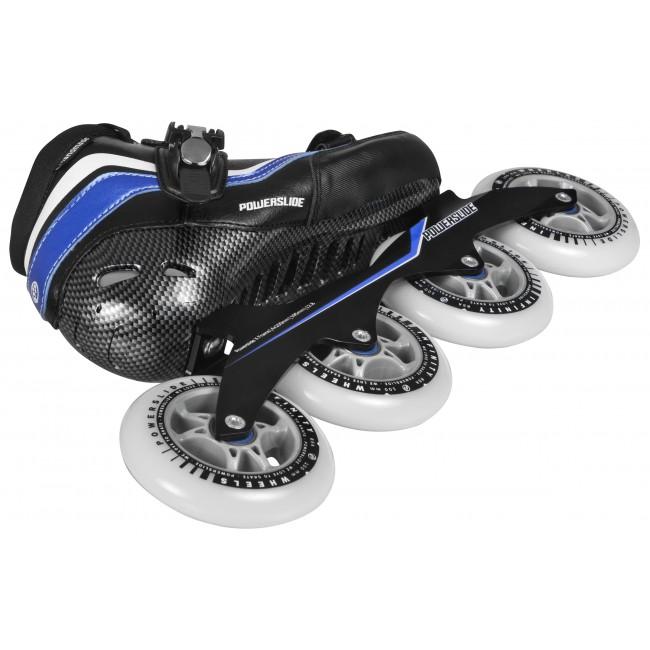 Powerslide Speed Skates Inlines R2 4x100mm