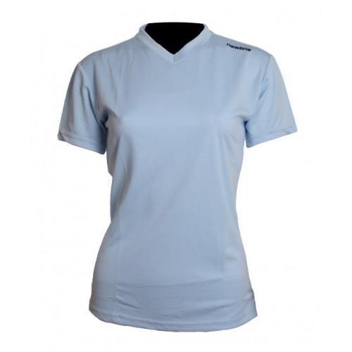 Newline T-Shirt Ljusblå Dam Storlek XS