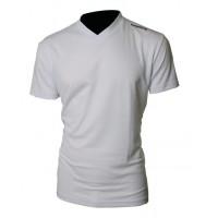 T-Shirt Vit Herr Storlek S