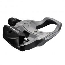 Cykelpedaler Shimano PD-R550 SPD-SL grå resin