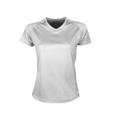 Tränings T-Shirt Newline Base Coolskin Tee Vit Dam