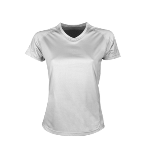 Tränings T-Shirt Newline Base Coolskin Tee Vit Dam