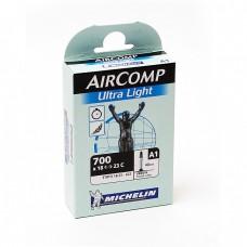 Cykelslang Michelin Aircomp Light 18/23x622 Prestaventil 40 mm