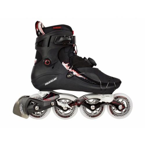Inlines Powerslide Vi Skate 84 - 2012 Skostorlek 43