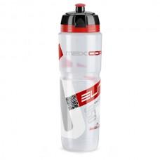 Flaska Elite Maxicorsa 1000ml Klar med röd logo