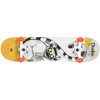 "Skateboard Choke Art Johnny - 32.3""x8"""