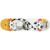 "Skateboard Choke Art Johnny - 32.3""x8"""