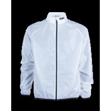 Regnjacka cykel Newline Bike Rain Jacket - White