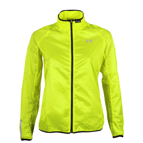 Vindjacka Newline Windpack Jacket - Neon Yellow