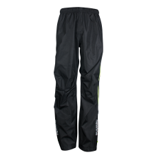 Regnbyxor Cykel Newline Bike Waterproof Pants - Black-Yellow