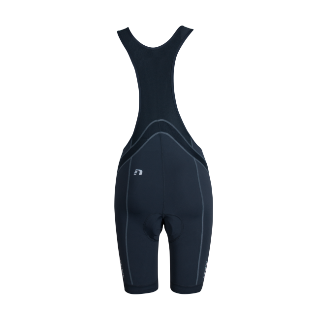 Cykelbyxor Newline Bike 8 Panel Bib Shorts - Svart - Dam