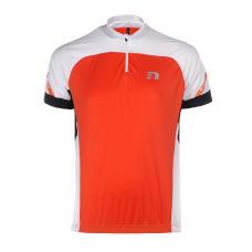 Cykeltröja Newline Bike jersey - Hot Orange