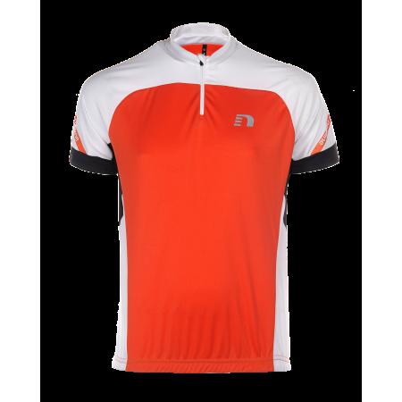 Cykeltröja Newline Bike jersey - Hot Orange